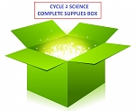 Foundations Science Classroom COMPLETE BOX - Cycle 2 Weeks 1-24 FREE Shipping (Preorder Now!)
