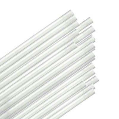 Clear Standard Craft Straws - 50 Count