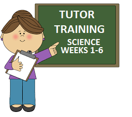 Cycle 1 Foundations Science - Weeks 1-6 TUTOR PACK