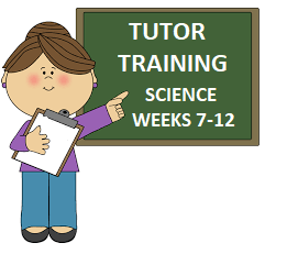 Cycle 1 Foundations Science - Weeks 7-12 TUTOR PACK
