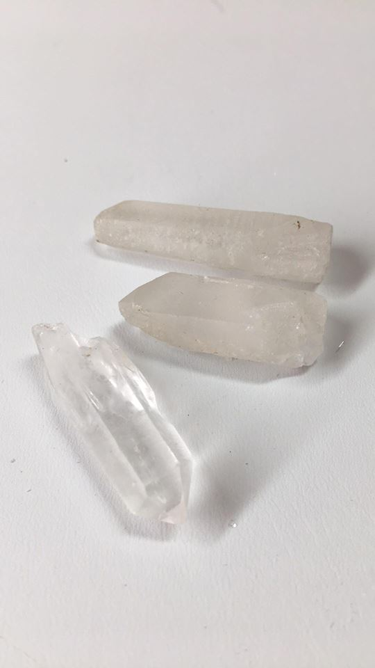 Quartz Crystal Point - Sold Individually