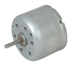 2.5V DC High Speed Motor