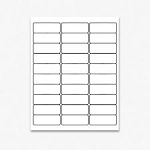 Blank Sticker Sheets - 3 sizes available