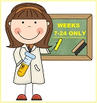 Tutor Training Science Cycle 2 - Weeks 7-24 only