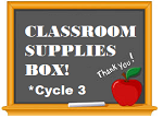 Foundations Science Classroom Supplies Box