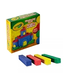 Crayola 4 Color Modeling Clay 16 ounces