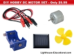 DIY Hobby DC Motor Circuit Set