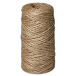 Natural Brown Jute Twine / String 115 feet (approx)