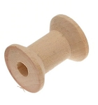 Wood Craft Spool 1.75 inch
