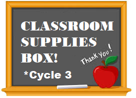 Cycle 3 Foundations Science Classroom Supplies