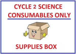 Classical Conversations Foundations Science Supplies Cycle 2