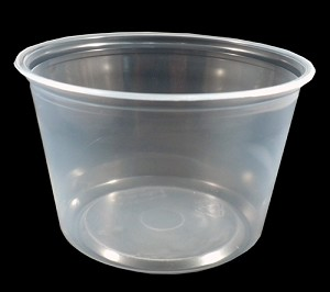 16 ounce Container with Lid